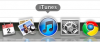 iTunes Ping neues Icon